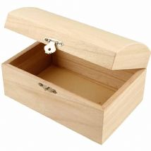 Treasure Chest  DD322-  21.5 x 15 x 10cm size 3